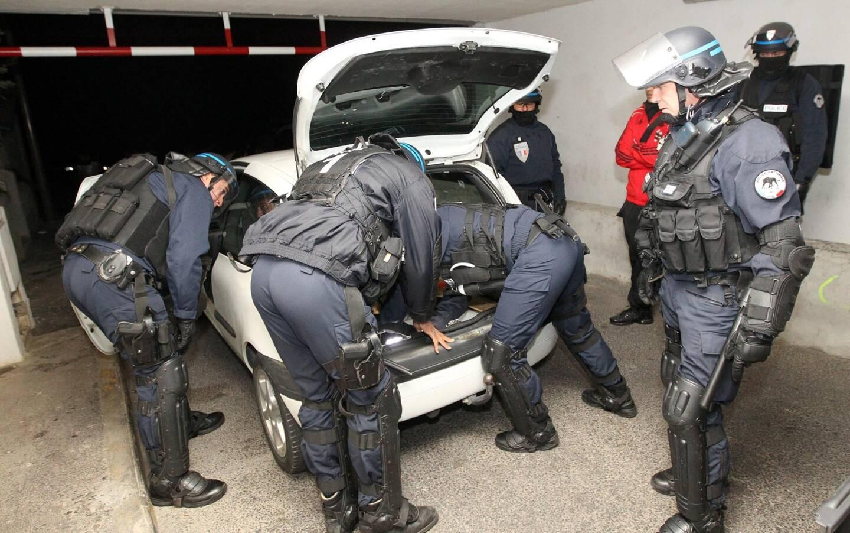David Lisnard souhaite un renfort de 18 policiers sur la circonscription cannoise.