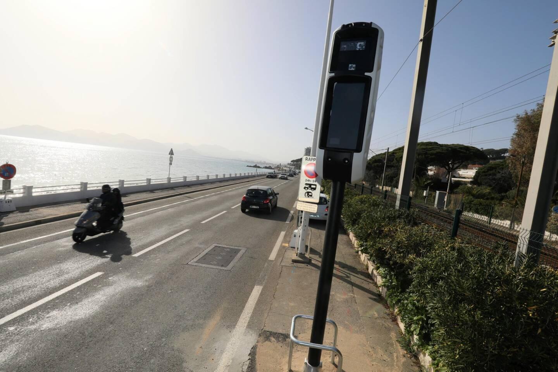 Quatre nouveaux radars verbalisateurs vont fleurir à Cannes.