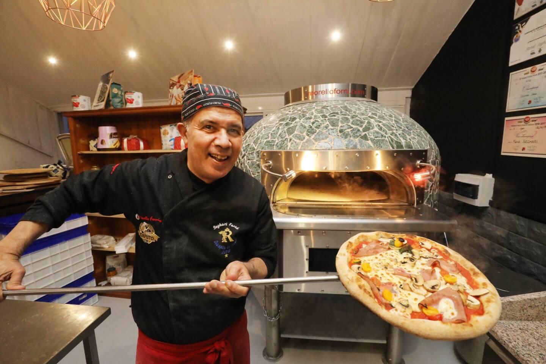 Roi de la pizza!