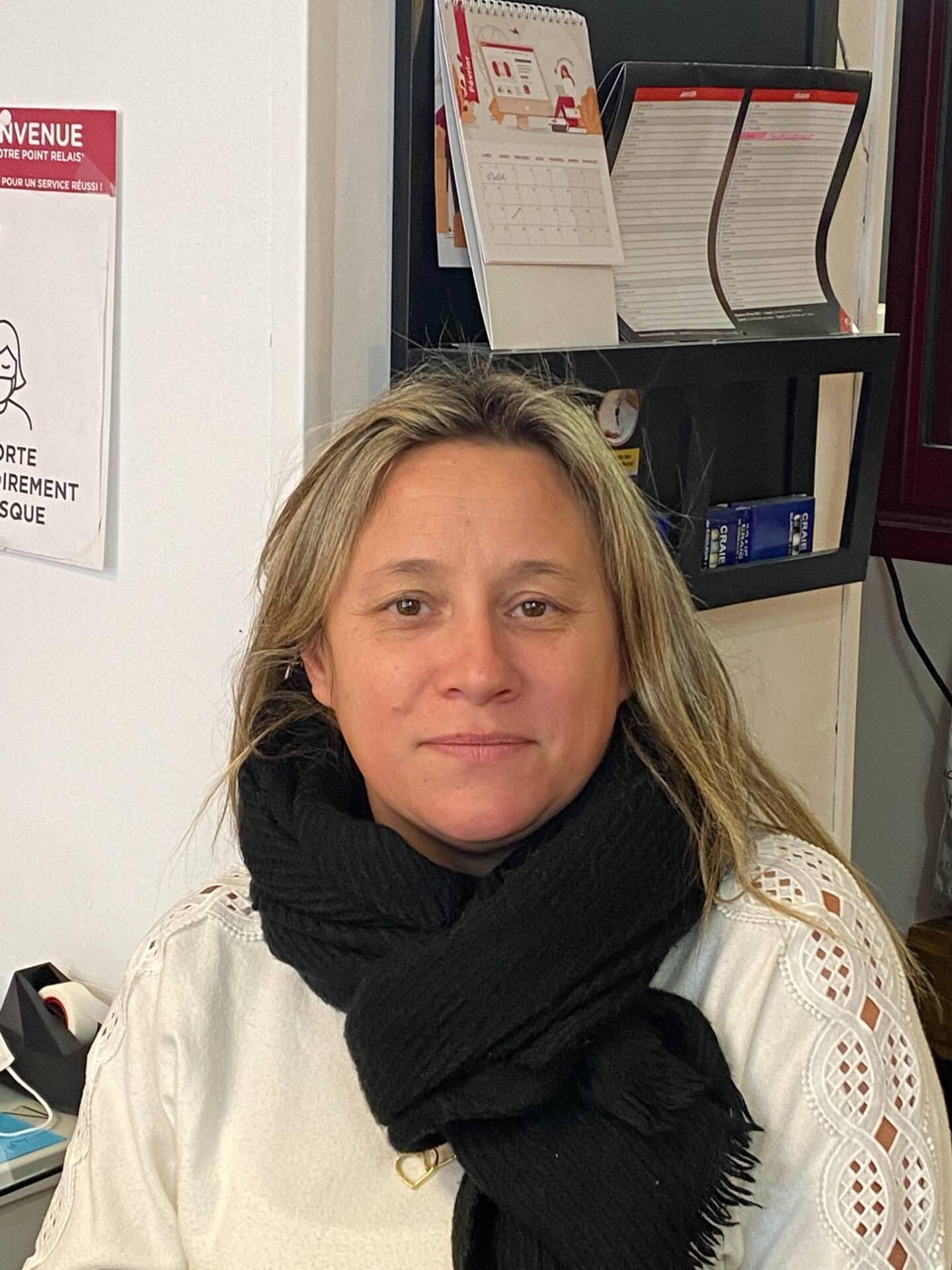 Olivia Oberti, commerçante
