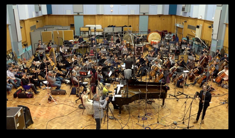 Les studios Abbey Road.