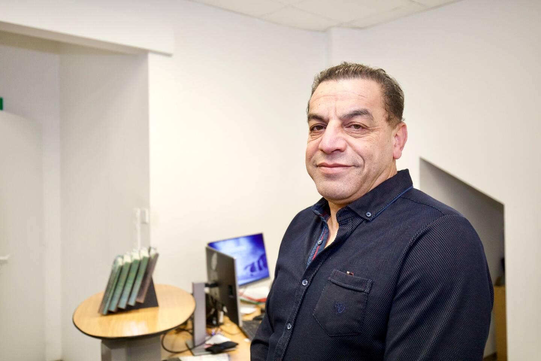 Farid Rahal, directeur des Gîtes du Var