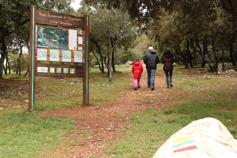 Promenades historiques, découverte de l'artisanat local ou encore parcours botaniques... Les idées de balades ne manquent pas dans un rayon de dix kilomètres, au départ de Draguignan.