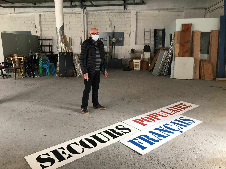 Le Secours populaire a déménagé de ses locaux du boulevard Maréchal-Joffre. Bientôt, il intégrera un nouveau site, propriété de la Ville, situé au 7, rue des Minimes.