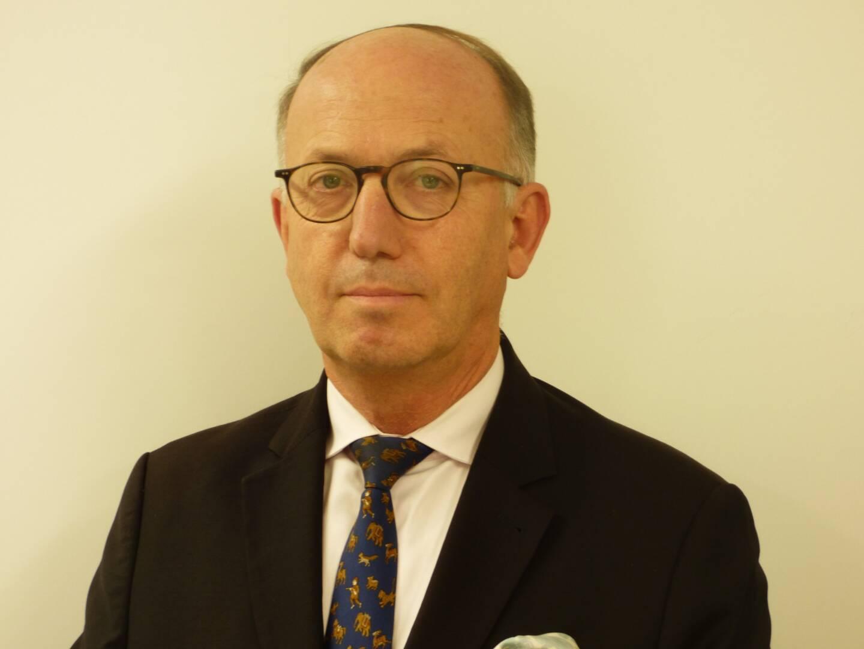 Jean-Yves Fort, adjoint à la sécurité.