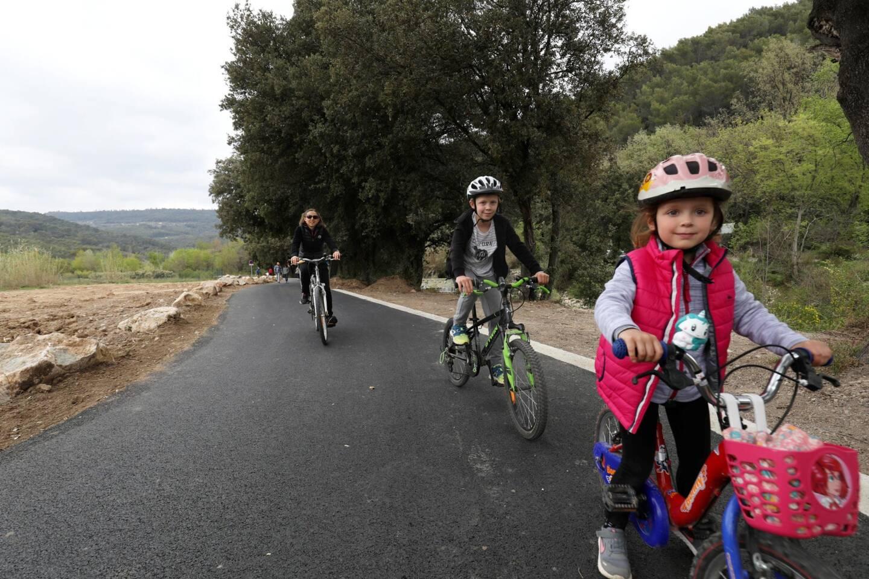 Vigne à Vélo en Dracénie