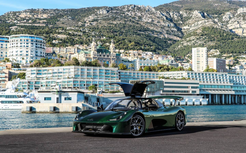 La Dallara Stradale, supercar italienne, fera partie des belles mécaniques du salon Top Marques.