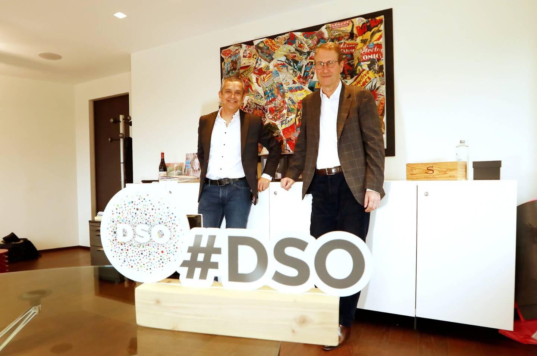 Philippe Derepas et Albert Sasso, cofondateurs du cabinet d'experts comptables DSO à Nice, font danser les chiffres de leurs clients depuis 20 ans.