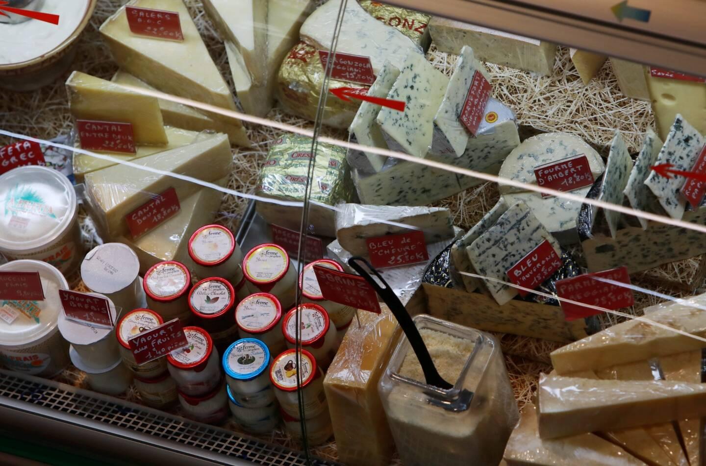 Farandole de fromages à L'Etable