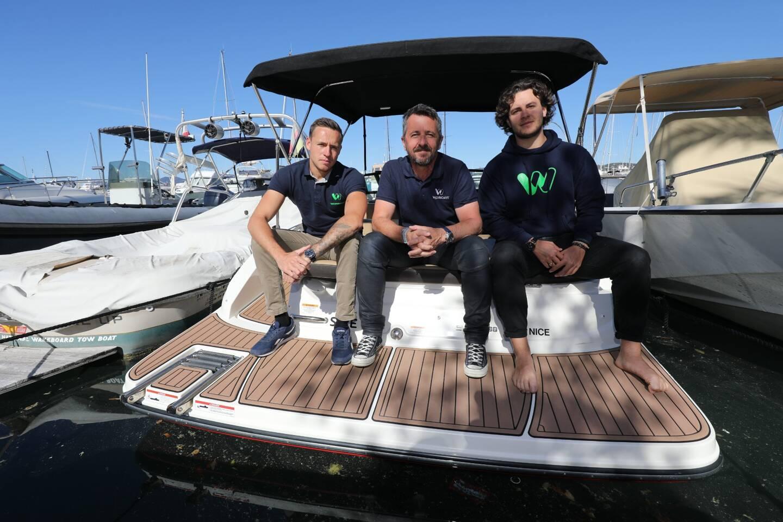 À la demi-journée ou la journée, réservez votre day-boat depuis votre smartphone. Au port Canto de Cannes, par exemple, là où tout a commencé en 2017.