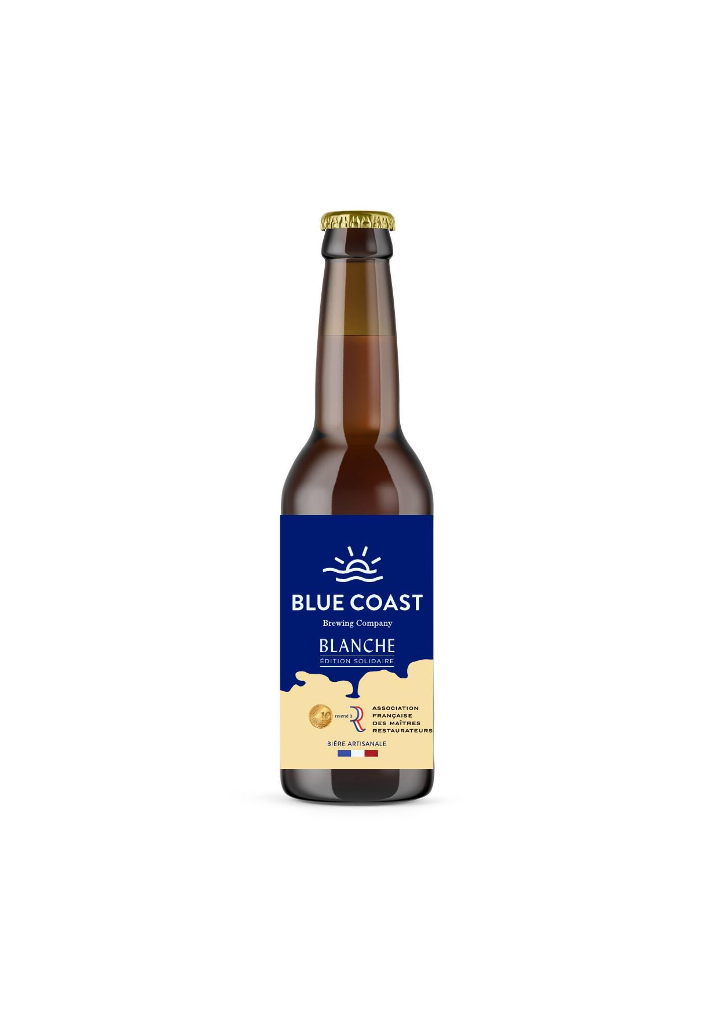 Blue Coast Brewing Compagny brasse la bière Mounta Cala pour la Brasserie du Comté détruite par la tempête Alex. Elle a aussi créé la bière Blanche Solidaire. Dix centimes sur chaque bouteille vendue seront reversés au profit des restaurateurs fermés en raison de la Covid.
