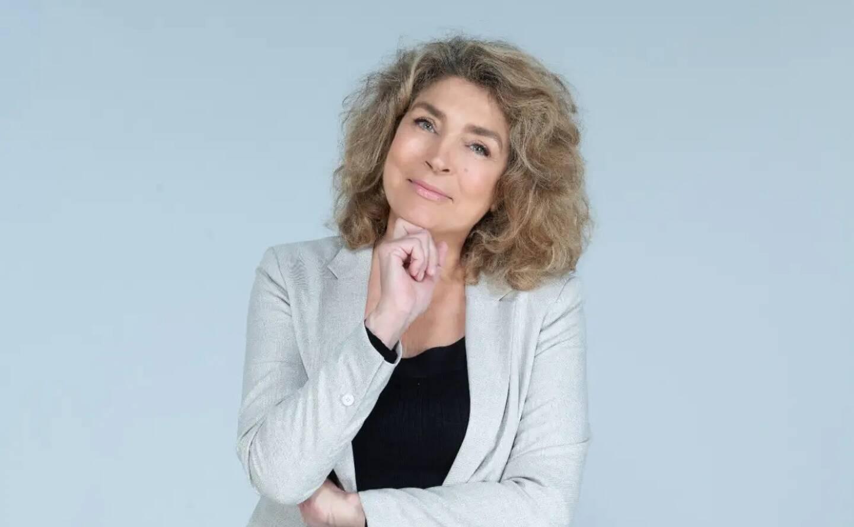 Marie-Ange Nardi lance sa collection et elle a de l'allure.