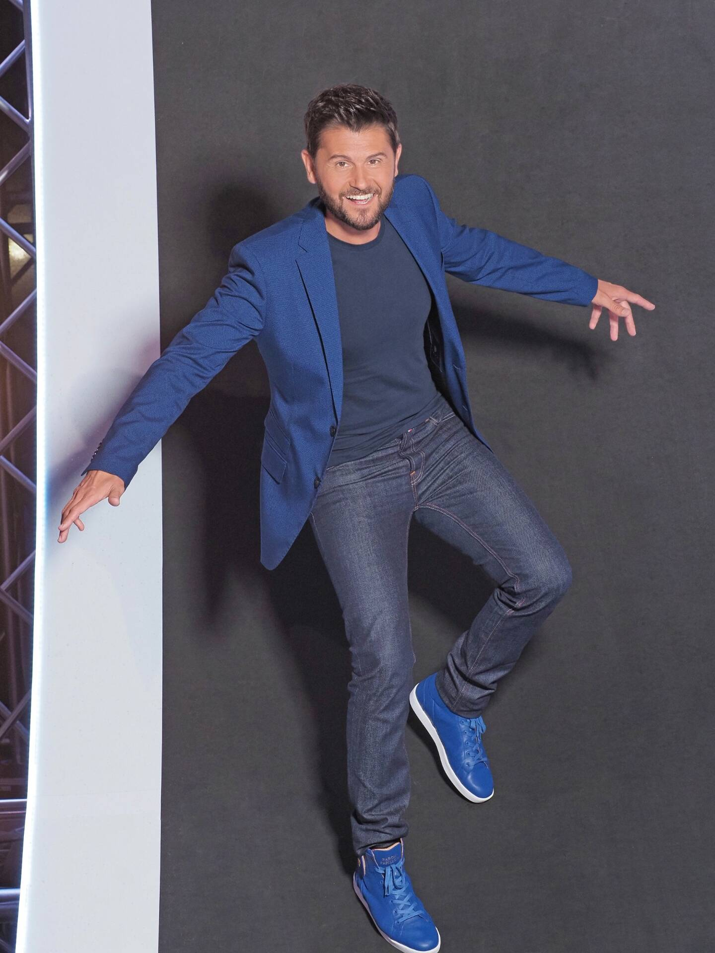 Christophe Beaugrand.
