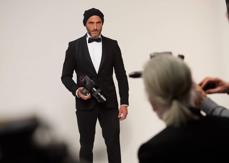 """""""Karl Lagerfeld a rencontré tellement de gens qu'il avait une facilité à analyser rapidement certaines personnes"""""""