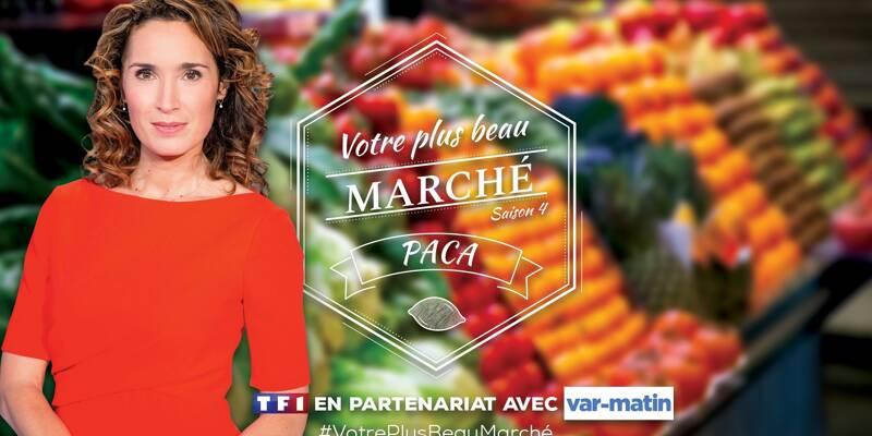 Votez pour le plus beau marché du Var - Var-Matin