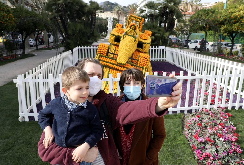 Pour les fans de la Fête du citron, il sera possible d'avoir une petite photo souvenir devant une structure d'agrumes.
