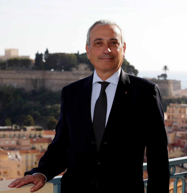 Laurent Stefanini, l'ambassadeur de France à Monaco.