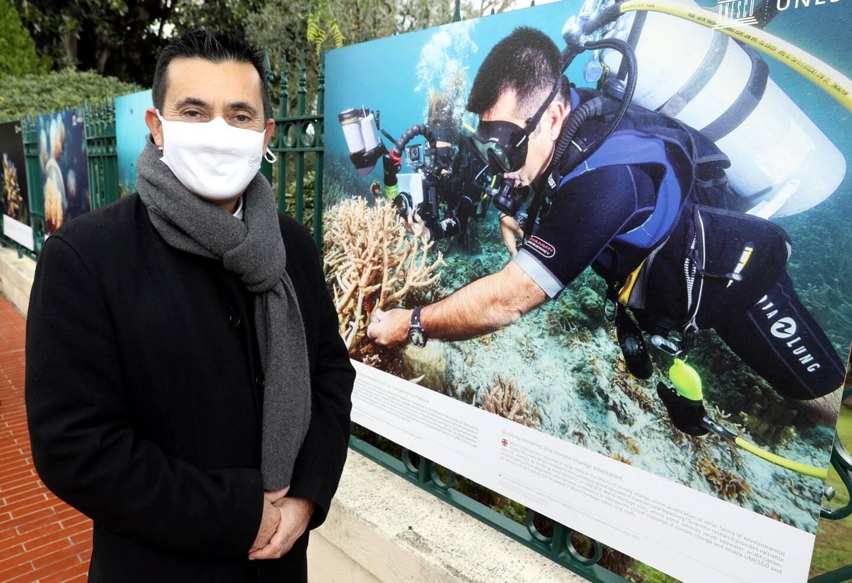 Didier Zoccola est chercheur au Centre scientifique de Monaco.