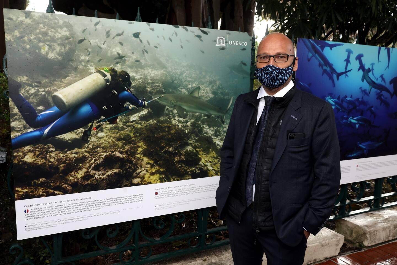Olivier Borde, photographe de presse, signe une douzaine de clichés de l'exposition.