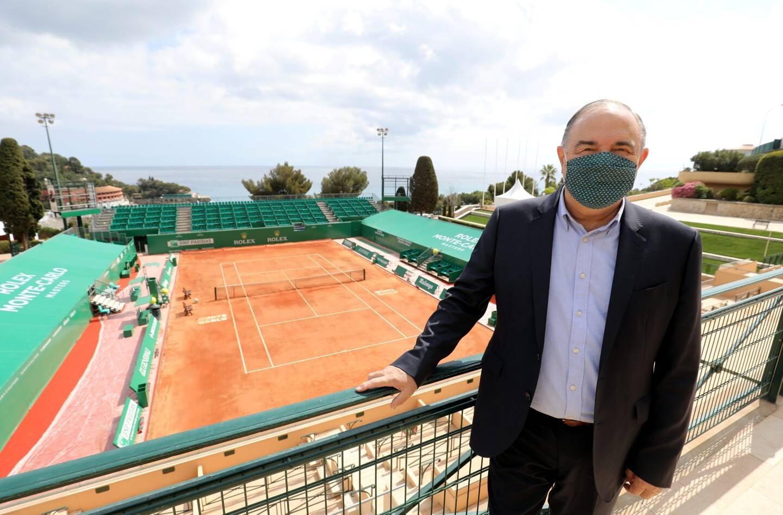 Philippe Rialland, directeur adjoint du tournoi.