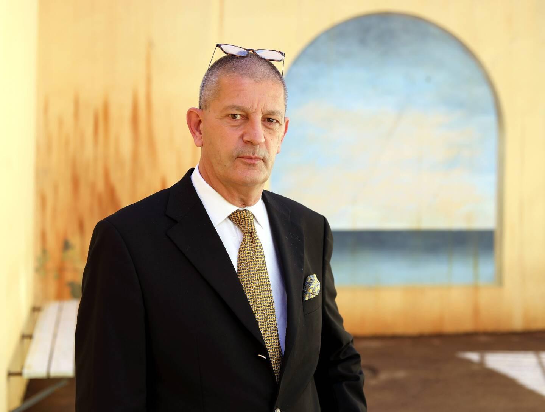 """""""C'est un établissement qui est très difficile: de la lumière artificielle, peu d'activité, cour de promenade ultra-réduite..."""", Jean-Yves Gambarini, directeur de la prison de Monaco"""