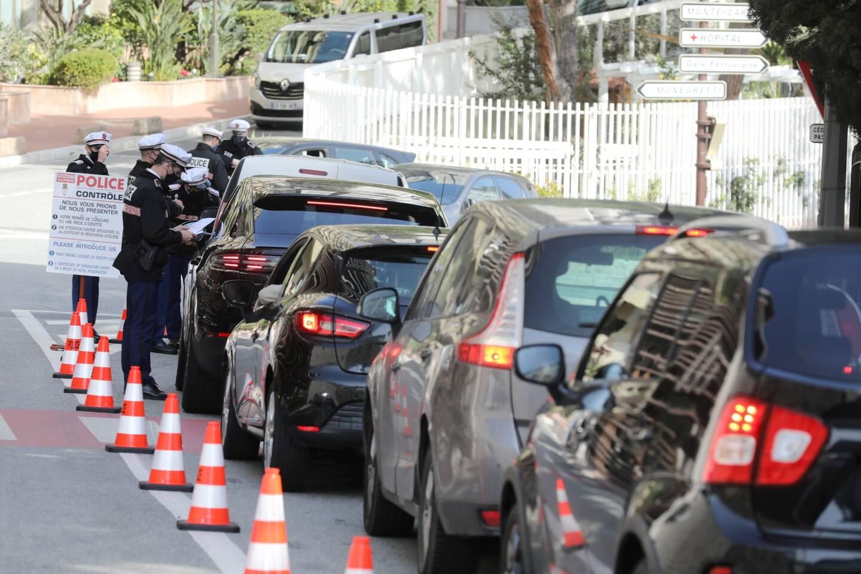 Plus de 3.700 contrôles ont été réalisés ce week-end aux entrées de Monaco (routes, gare SNCF), mais aussi à l'intérieur du territoire.