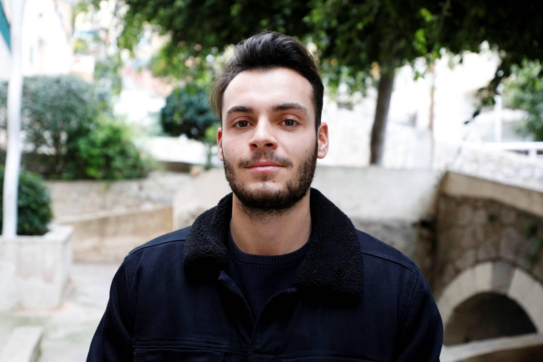 Pierre Barré-Laffay, 23 ans.