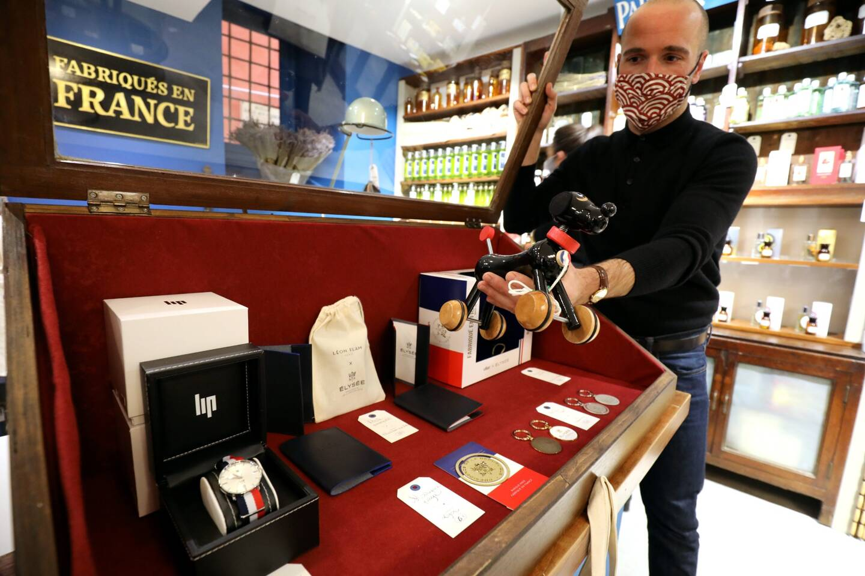 Les produits de l'Elysée, 100% français, font désormais partie des Trésors Publics.