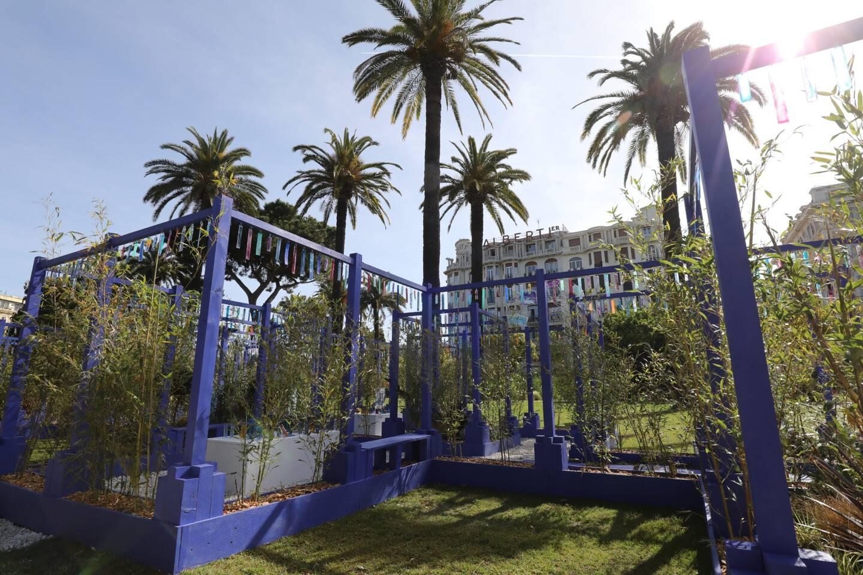 Le jardin de Daniela Donisi figure une la quête initiatique de l'artiste.