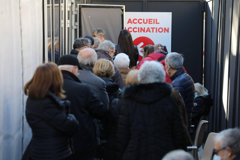 A Nice, les inscriptions se sont multipliées avec l'arrivée du vaccin: entre 4.000 et 5.000 demandes par jour.