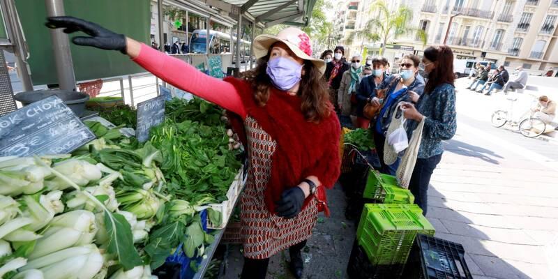 Les légumes locaux plus chers que d'habitude à Nice?