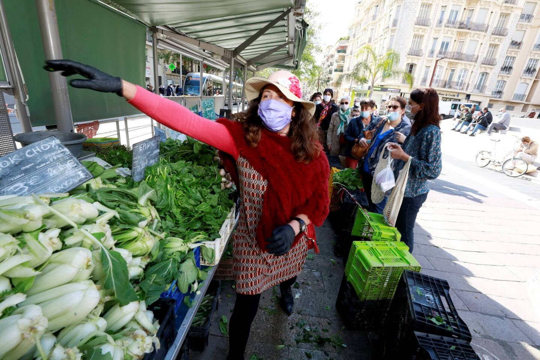 Source inépuisable de débat, sur les marchés, dans les magasins et autour de la table: le prix des légumes a-t-il augmenté à Nice?