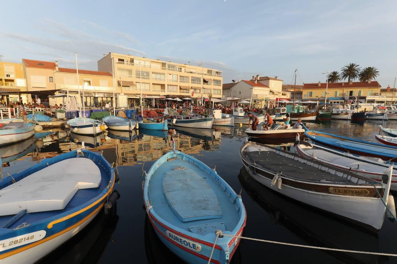 """Le port du Brusc est """"mignon, très beau et peu connu"""""""