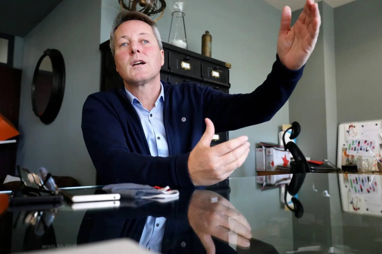 Le député Philippe Michel-Kleisbauer