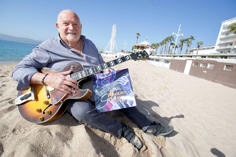 A 74 ans, Jean-Louis Bouyssou a relévé un de ses derniers challenges en éditant un livre sur ses passion entre jazz et sa collection de guitares Gibson.