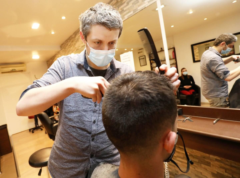 Pour Matthieu, le patron de Mat'hair Coiffure, « cette rue n'est pas exploitée ».