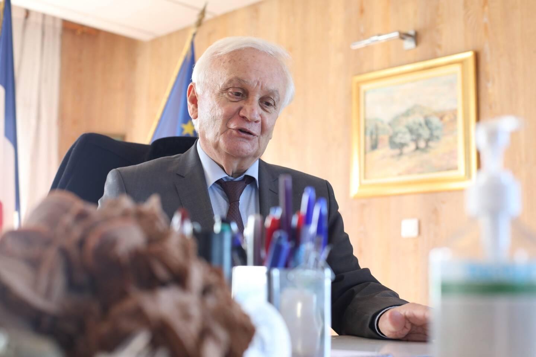À 75 ans, Paul Boudoube attaque son 3e mandat avec une farouche volonté d'aller au bout de ses projets structurants pour sa ville.