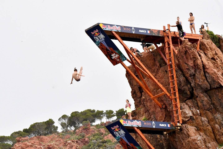 La précision doit être au rendez-vous pour effectuer un saut parfait...