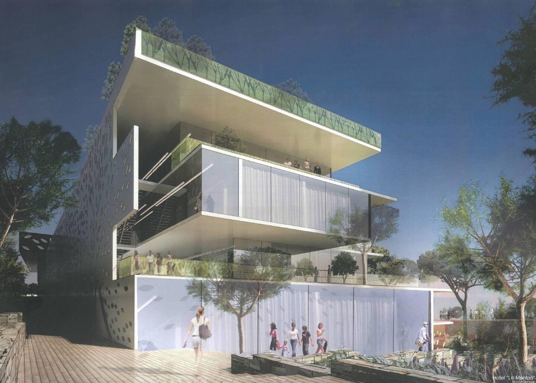 Le futur hôtel 5* de Garavan.