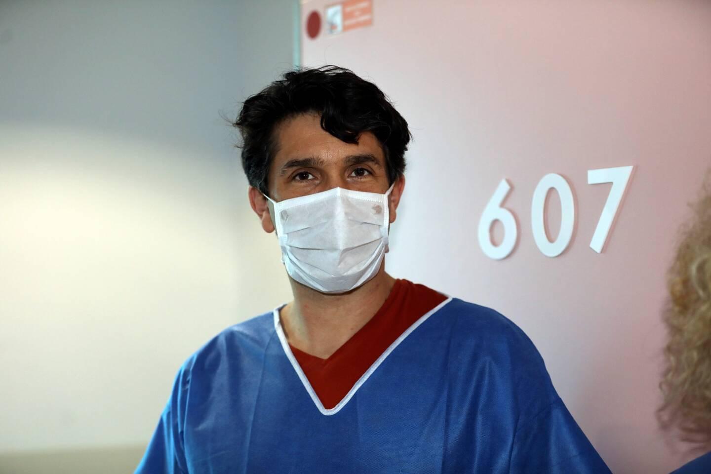 Dr Luka Velemir, gynécologue-obstétricien à Nice.