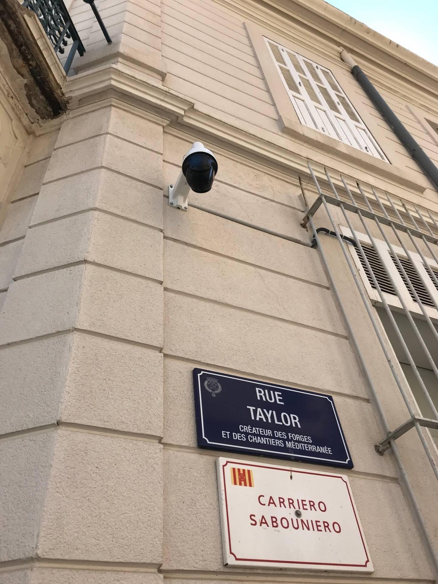 Ce sont trois nouvelles caméras de vidéoprotection qui vont être posées dans le centre-ville ces prochains jours.