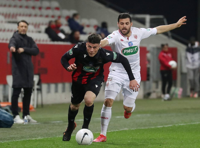 Moins en verve face à Volland et l'ASM, le jeune défenseur avait signé son premier but chez les professionnels quelques jours plus tôt à Rennes (victoire 2-1).