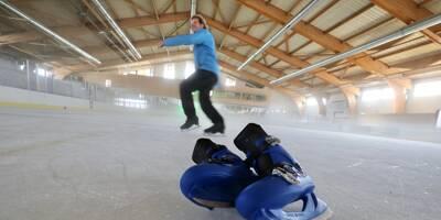 Après 5 ans de fermeture, l'unique patinoire du Var rouvre enfin ses portes