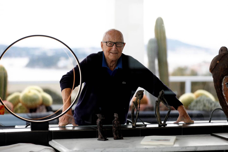 L'ancien maire de Toulon François Trucy.