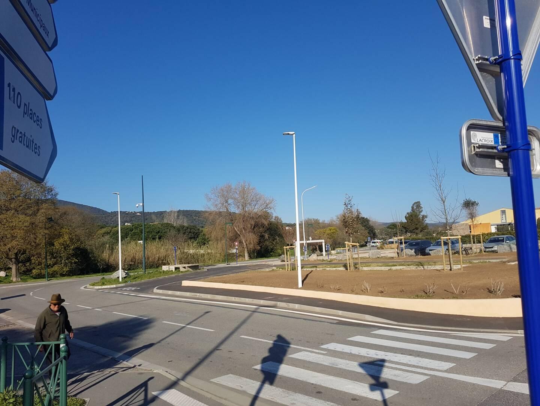 Le parking Robert-Bruno et ses 110 places, près du rond-point de Neuenbürg, sera le point de départ de cette navette.
