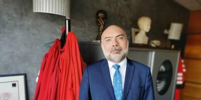 """Reporter les élections ? """"Légalement, rien ne paraît pouvoir s'y opposer"""", selon Thierry Di Manno, doyen honoraire de la faculté de droit de Toulon"""
