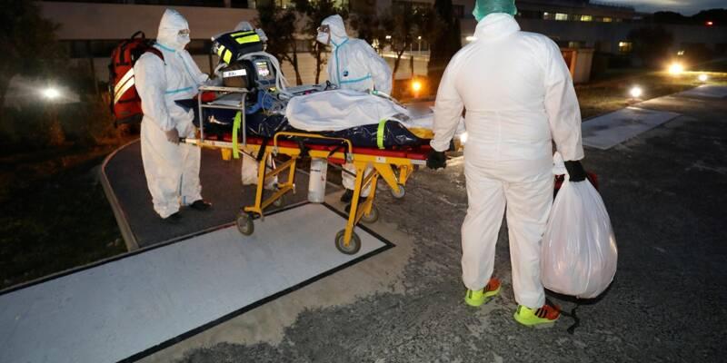 Situation sanitaire dans le Var: malgré un taux d'incidence stable, la tension hospitalière augmente - Var-Matin