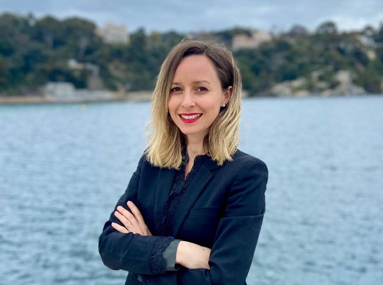 Audrey Schneider, responsable marketing, communication et évènementiel à Var Tourisme