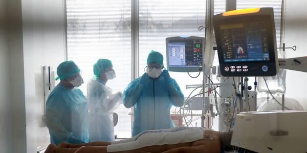 Un service hospitalier de réanimation dans le Var (image d'illustration).