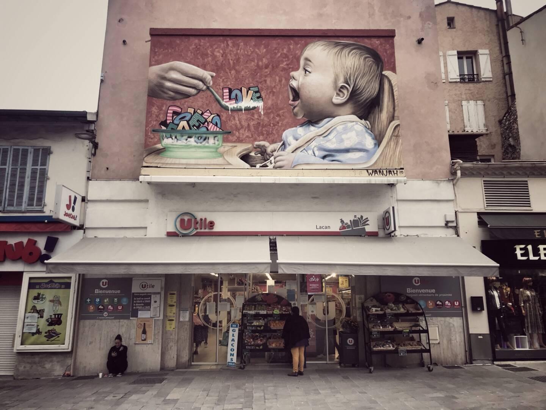 """""""Entre 2014 et 2020, on est parvenu à réduire de près de 70% le nombre de graffitis."""""""